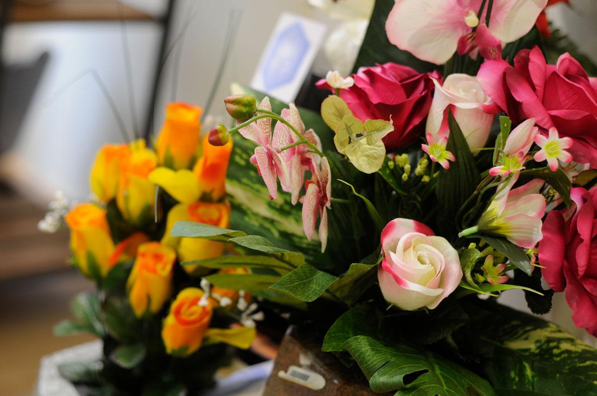 Notre sélection de fleurs artificielles